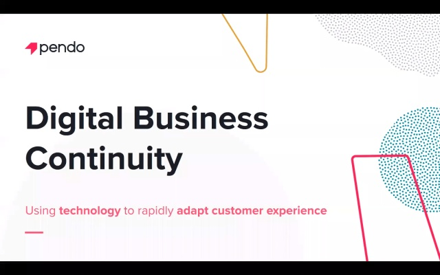 Digital Business Continuity: Using Technology to rapidly adapt the customer experience